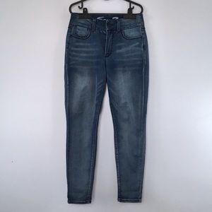 Seven7 jean tummy-less control slimmer legging